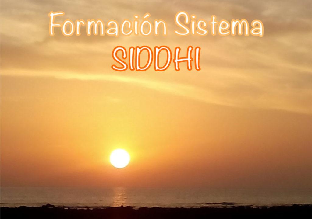 portada formacion sistema SIDDHI Ser Ayurveda